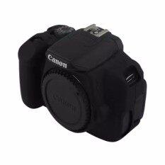 ขาย Soft Silicone Case For 650D 700D Rubber Camera Protective Body Cover Case Skin For Canon Eos 600D 650D 700D Camera Bag Intl For Canon ถูก