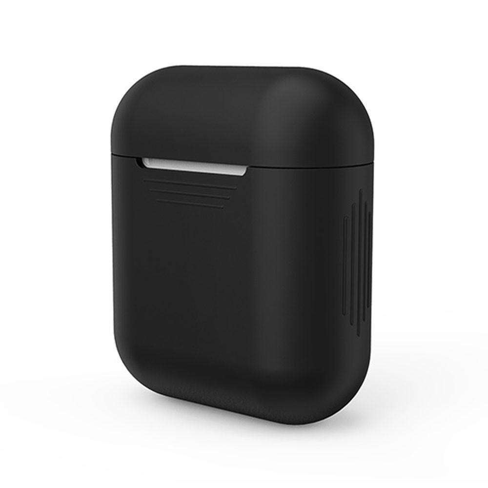 ฉลองยอดขายอันดับ 1 ลดราคา หูฟัง CocolMax Soft Silicone Shock Proof Protective Cover Case For Apple AirPods Earphones - intl ของดี ราคาถูก