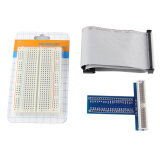 ราคา Solderless 400 Point Breadboard 40Pin Cable 40Pin Gpio Fornraspberry Pi 2 Model B B ใหม่ล่าสุด