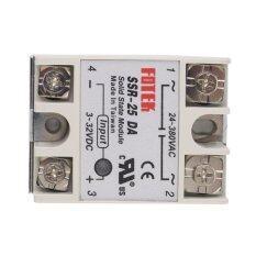 ขาย Solid State Relay โซลิดสเตลรีเลย์ อุปกรณ์เสริมอิเล็คทรอนิกส์ Unbranded Generic ถูก