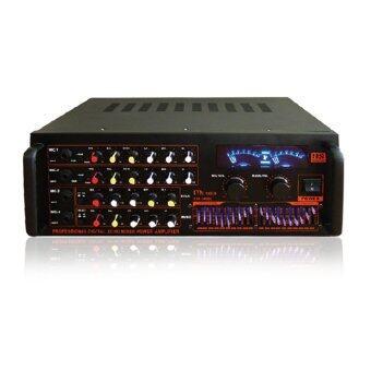 Sonar แอมป์ รุ่น STA-DR204 Black