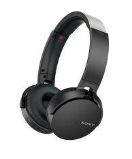 Sony หูฟัง  Bluetooth Extra Bass รุ่น MDR-XB650BT (Black) ประกันศูนย์ Sony 1ปี