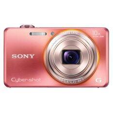 ขาย ซื้อ ออนไลน์ Sony Cyber Shot Dsc Wx100 Pink
