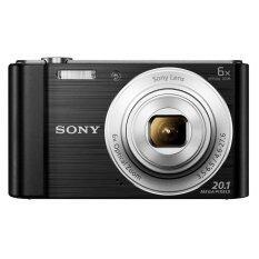 ขาย Sony Cyber Shot W810 Black Sony ใน Thailand