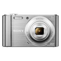 กล้องถ่ายรูป /กล้อง Sony Cyber Shot W810 (silver) รับประกันศูนย์โซนี่ 1 ปี /digital Compact Camera ส่งเร็ว.