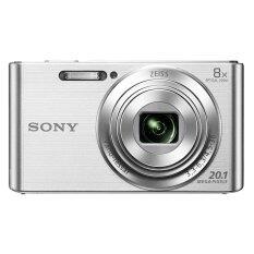 Sony Cyber Shot W830 - Silver