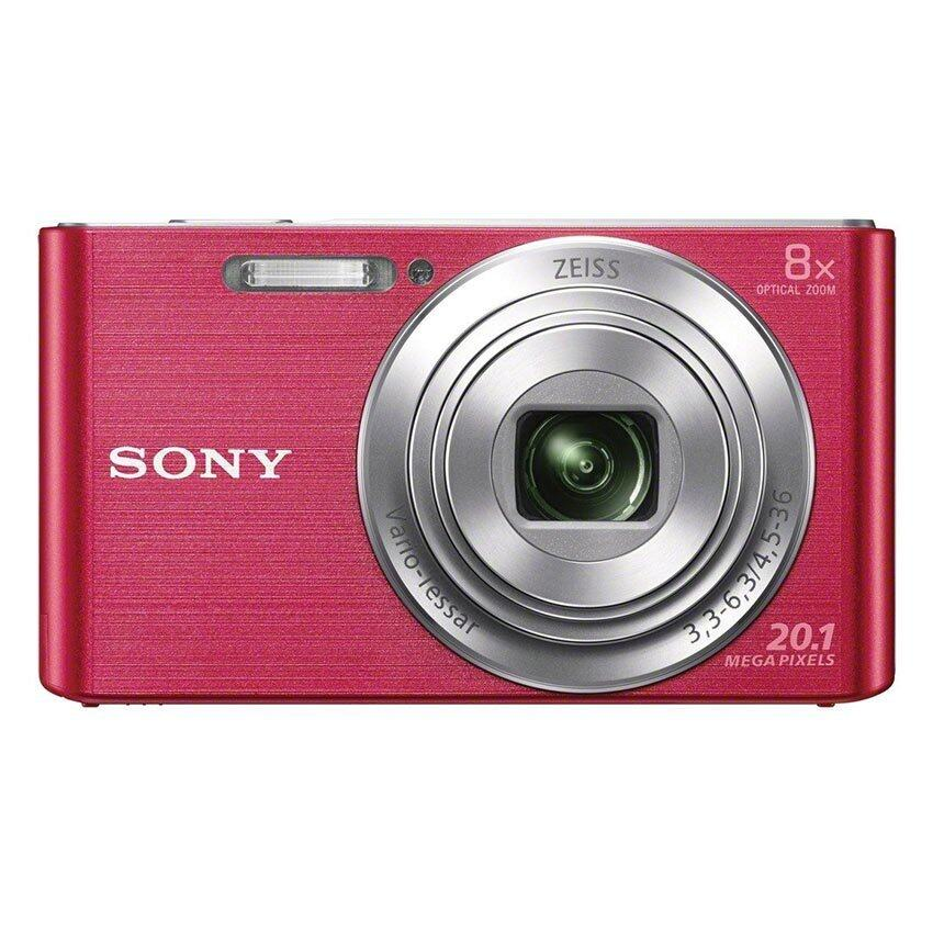 ราคา Sony Dsc W830 Compact Camera With 8X Optical Zoom Pink ใหม่