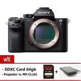 ซื้อ Sony Full Frame Mirrorless Camera รุ่น Ilce 7Sm2 Plus Sony Sd Card 64Gb Sony Mobile Projector รุ่น Mp Cl1A ใน กรุงเทพมหานคร