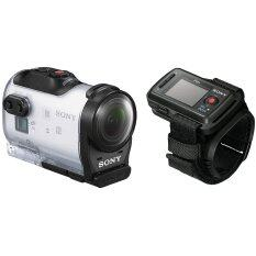 SONY HDR-AZ1VR Action Cam + Live View Remote Kit
