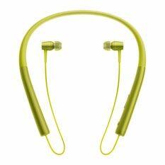 Sony หูฟังไร้สาย Bluetooth แบบคล้องคอ Hi-Res Audio รุ่น MDR-EX750BT
