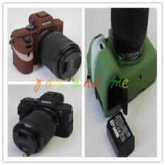 ขาย Sony Ilce 7Rm2 A7Rii A7Ii ชุดซิลิโคนสำหรับกระเป๋ากล้อง ถูก