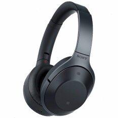 Sony หูฟังป้องกันเสียงรบกวนแบบไร้สาย รุ่น MDR-1000X