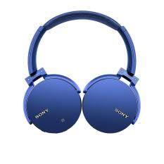 Sony MDR XB950B1 EXTRA BASS Bluetooth Headphone - Blue