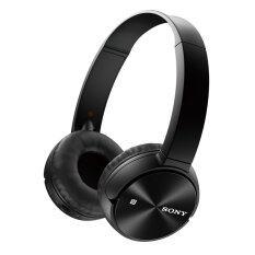 ส่วนลด สินค้า Sony หูฟังบลูทูธ รุ่น Mdr Zx330Bt สีดำ