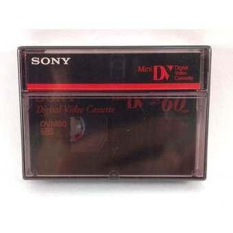 Sony Mini DV Cassette 60min DVM60R3 (Pack 1 pc.)-