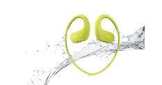 Sony MP3 กันน้ำ 4GB NW-WS413 (G) เขียวอมเหลือง(ประกันศูนย์ Sony 1ปี