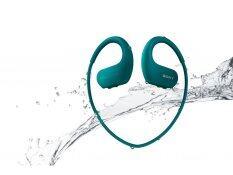 Sony MP3 กันน้ำ 4GB รุ่น NW-WS413 (L) สีฟ้า (ประกันศูนย์ Sony 1ปี