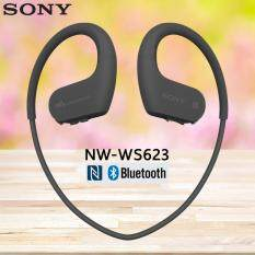 Sony NW-WS623 4GB Waterproof Walkman with Bluetooth (สีดำ)