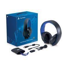 ซื้อ หูฟัง Gold Wireless Stereo Headset Sony Playstation ออนไลน์