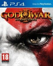 Sony PS4 God of War 3 Remastered RF