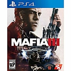 Sony PS4 Mafia 3 Z3 Eng