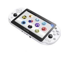 PSvita2000 New Slim Model PCH2000 (Glacier White)