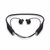 ซื้อ Sony Sbh70 Water Resistant Sports Bluetooth Headset With Nfc Black Intl ออนไลน์