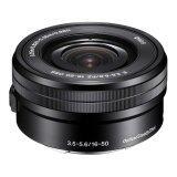 ซื้อ Sony Selp1650 E Pz 16 50Mm F 3 5 5 6 Oss Lens Black Intl ถูก ใน ฮ่องกง
