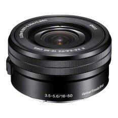 ราคา Sony Selp1650 E Pz 16 50Mm F 3 5 5 6 Oss Lens Black Intl ฮ่องกง