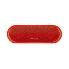Sony ลำโพงบลูทูธไร้สายแบบพกพา รุ่น SRS-XB20 RCE (สีแดง)