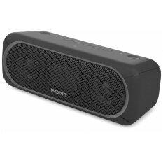 Sony ลำโพง SRS-XB30 (Black) Bluetooth/Extra Bass/กันน้ำ (ประกันศํูนย์ Sony 1ปี)