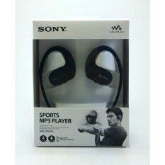 SONY Walkman ป้องกันน้ำ รุ่น NW-WS413/BM 4GB (สีดำ) 1ชุด
