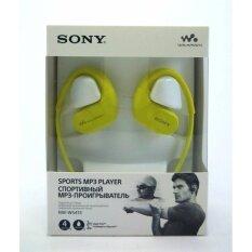 SONY Walkman ป้องกันน้ำ รุ่น NW-WS413/GM 4GB (GREEN) 1ชุด