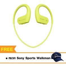 Sony Waterproof And Dustproof Walkman® With Bluetooth® Wireless Technology รุ่น Nw Ws623 Gic เป็นต้นฉบับ
