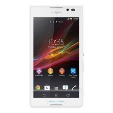 ทบทวน Sony Xperia C Ais White Sony