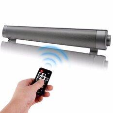 ขาย ซื้อ Sound Bar Xsb ลำโพงพกพา Portable Bluetooth Speaker With Remote And 3 5Mm Cable ลำโพงบลูทูธ พร้อมรีโมทและสายเสียบ 3 5 มม