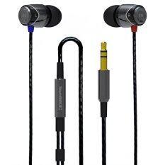 ราคา Soundmagic หูฟังอินเอียร์ รุ่น E10 สีดำ Soundmagic
