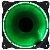 ซื้อ Spark Fan Case 120Mm R 12025 Circular Green Led ถูก ใน กรุงเทพมหานคร