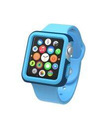 Speck เคส CandyShell Fit for Apple Watch 38mm (Deep Sea Blue/Maya Blue)