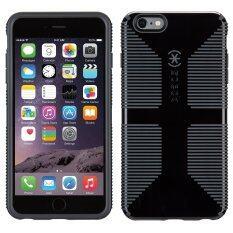 โปรโมชั่น Speck เคส Candyshell Grip Case For Iphone 6 Plus 6S Plus Black Slate Grey ใน ไทย