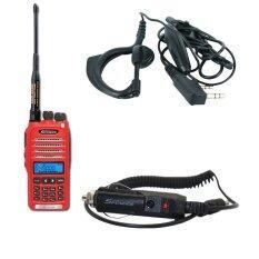 Spender วิทยุสื่อสาร TC-751H 7 วัตต์ อุปกรณ์ครบชุด  + ที่ชาร์จไฟในรถ + ไมค์หูฟัง ถูกกฏหมาย