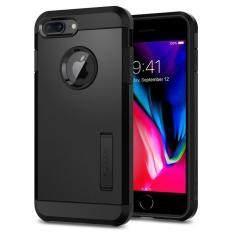 SPIGEN เคส Apple iPhone 8 Plus Case Tough Armor 2 : Black