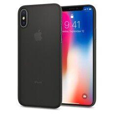 ขาย Spigen เคส Apple Iphone X Case Air Skin Spigen ถูก