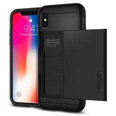 SPIGEN เคส Apple iPhone  X Case Slim Armor CS