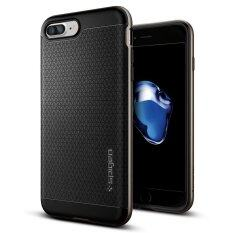 SPIGEN เคส Apple iPhone7 Plus Case Neo Hybrid : Gunmetal