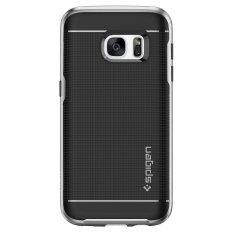 ขาย Spigen เคส Samsung Galaxy S7 Case Neo Hybrid Satin Silver เป็นต้นฉบับ