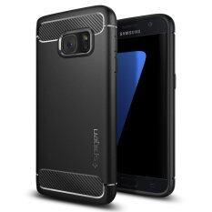 โปรโมชั่น Spigen เคส Samsung Galaxy S7 Case Rugged Armor Black