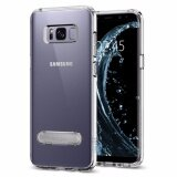 ซื้อ Spigen เคส Samsung Galaxy S8 Case Ultra Hybrid S Crystal Clear Spigen ถูก