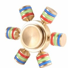 Spinner Jx 6 Rainbow Fidget Spinner ถูก