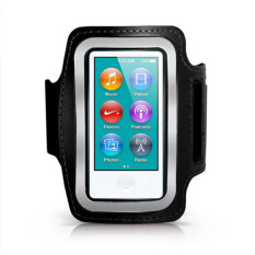 โปรโมชั่น Sporter Sport Running Gym Soft Armband Cover For Ipod Nano 7Th Generation Black สมุทรปราการ